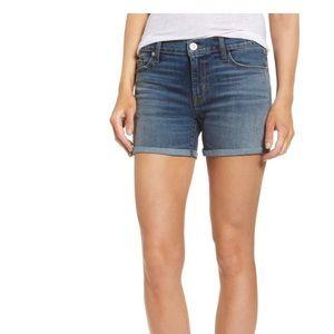 HUDSON Asha Denim Shorts - 30/10